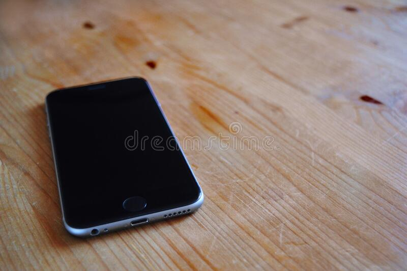 Apple iPhone stock photos