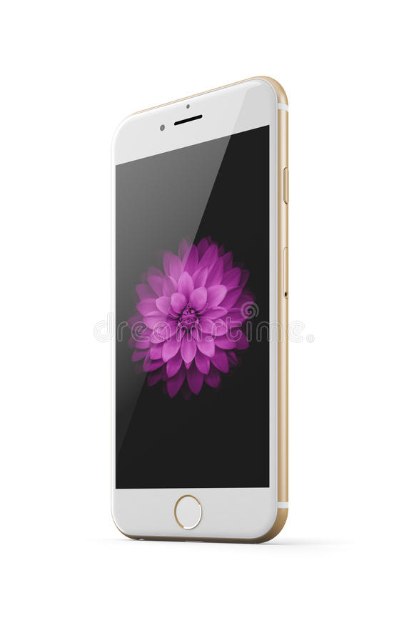 Apple iphone 6 royalty free stock photo