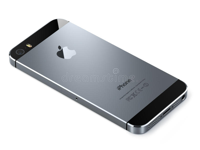 Apple iphone 5s arkivfoton