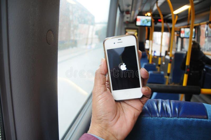 Apple Iphone 4s stockbild