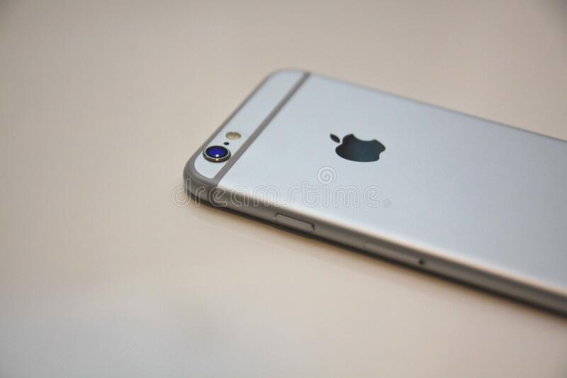 Apple iPhone 6s royalty free stock photos