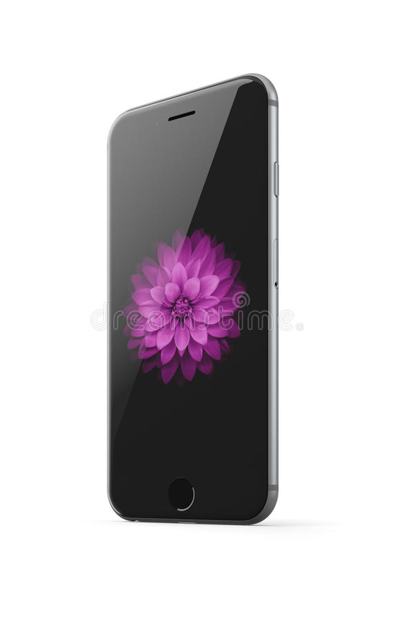 Apple iphone 6 stock image