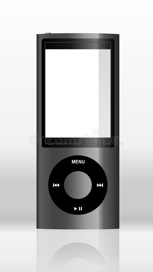 Apple iPod stock photos
