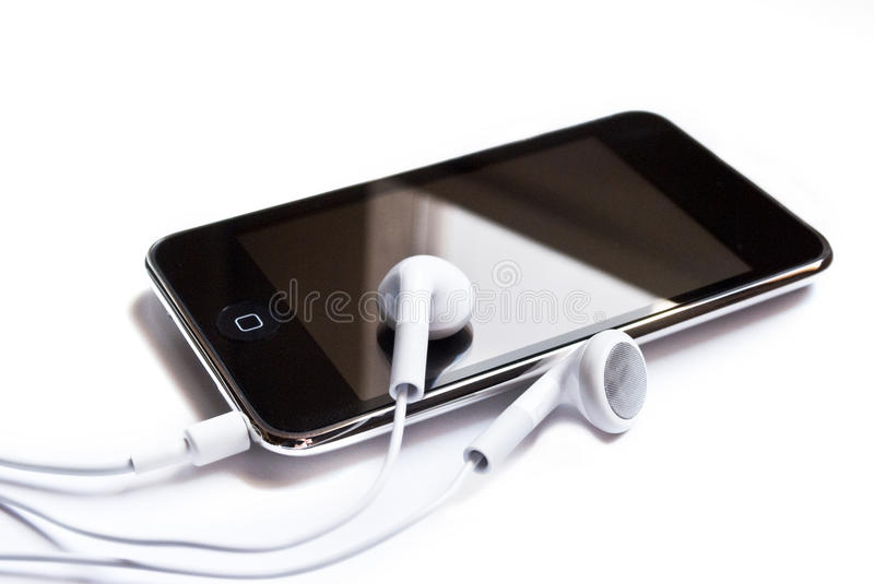 Download Apple ipod touch editorial photography. Image of white - 18817977