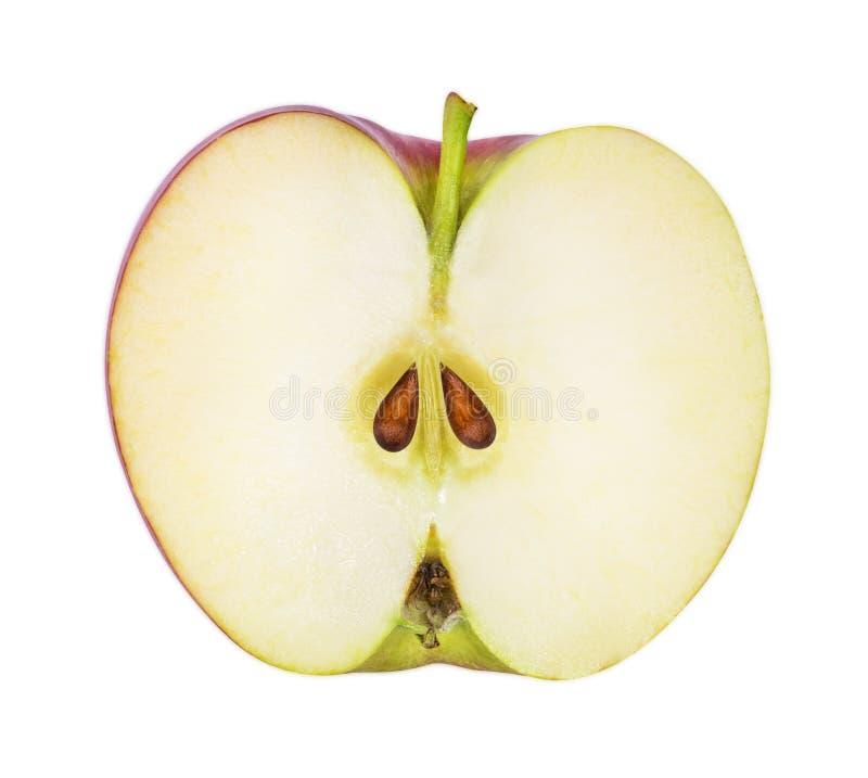 Download Apple isolerade på vit fotografering för bildbyråer. Bild av rött - 78729655