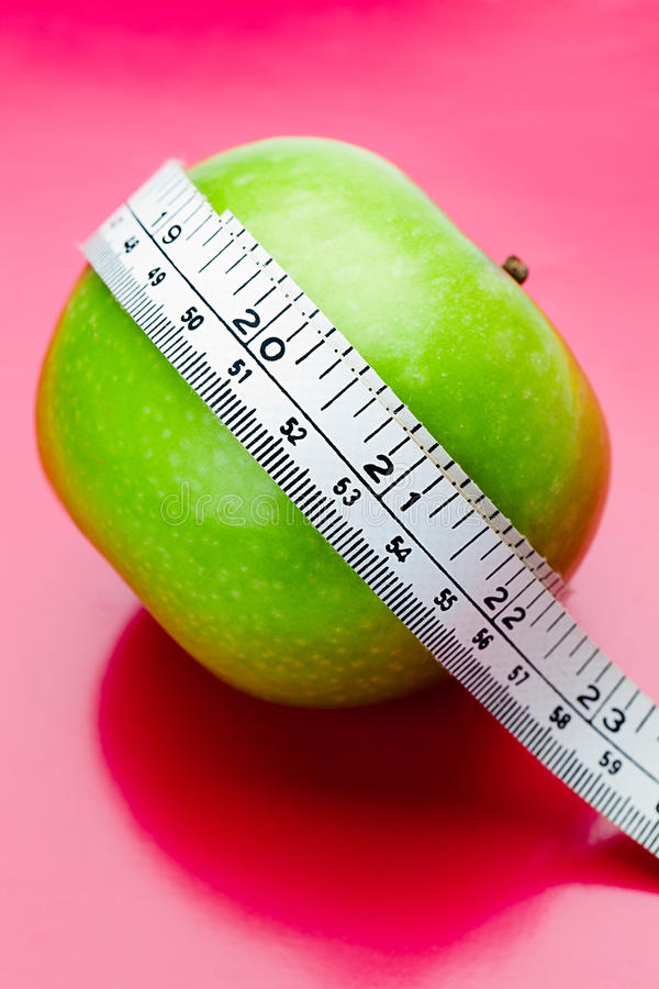 Download Apple on its side stock photo. Image of dieting, sliced - 25463206