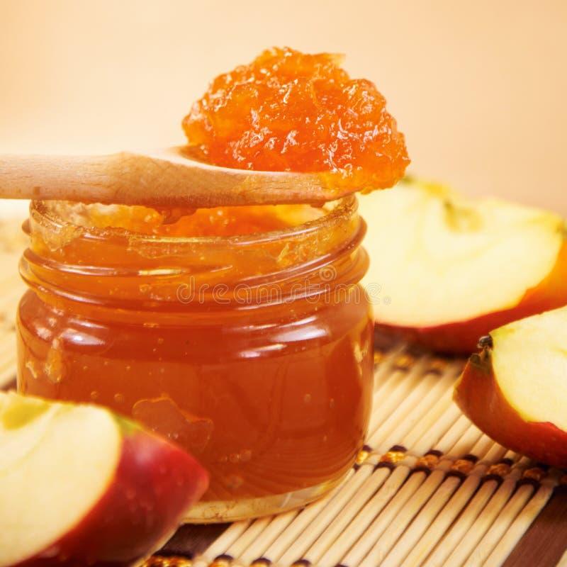 Free Apple Jam Stock Photography - 18347272