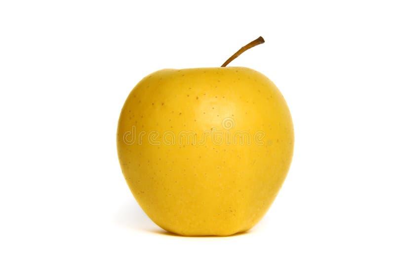 Apple jaune images libres de droits