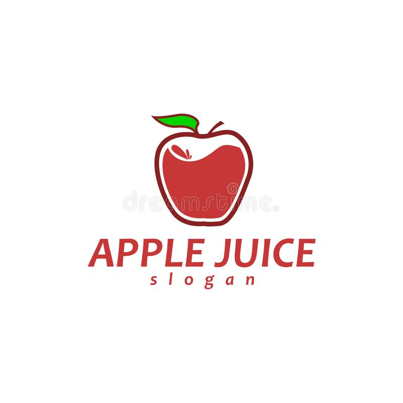 Apple Juice Logo libre illustration