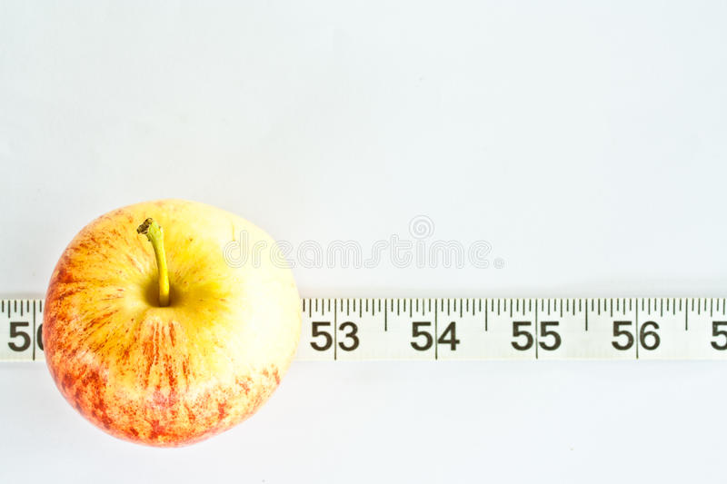 Download Apple on line stock photo. Image of closeup, vegetarian - 26048448