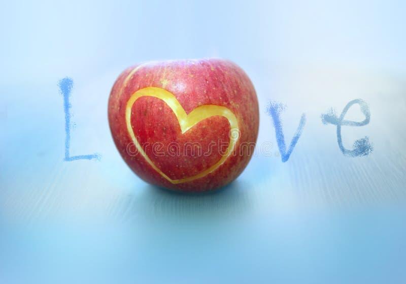 Download Apple love stock photo. Image of floor, apple, soft, hope - 2512324