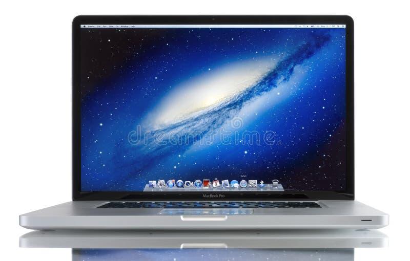 Apple MacBook Pro fotos de stock