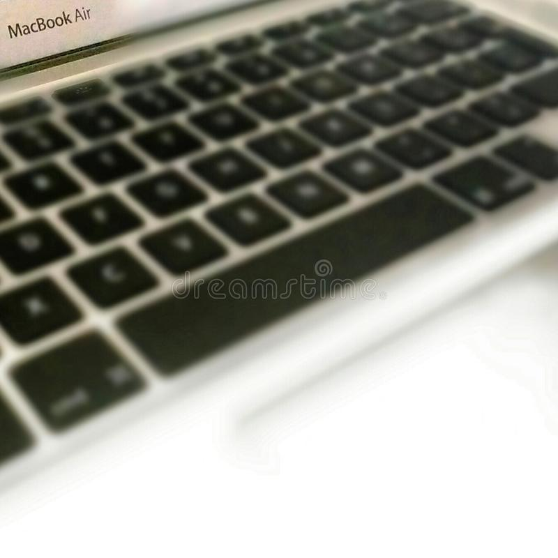 Apple Macbook Pro (late-2013). A late-2013 Apple Macbook Pro stock image