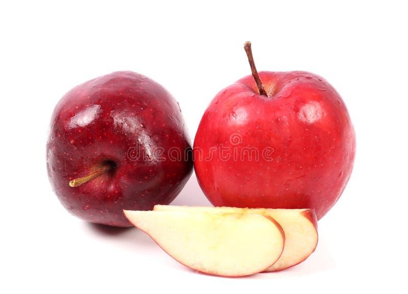 Apple maduro imagens de stock