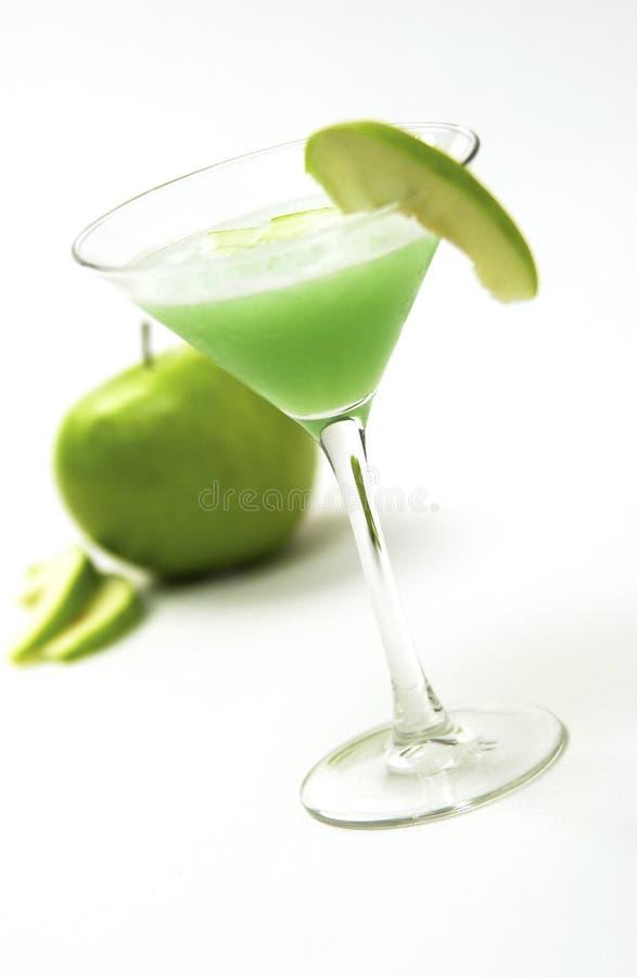 Apple martini photos libres de droits