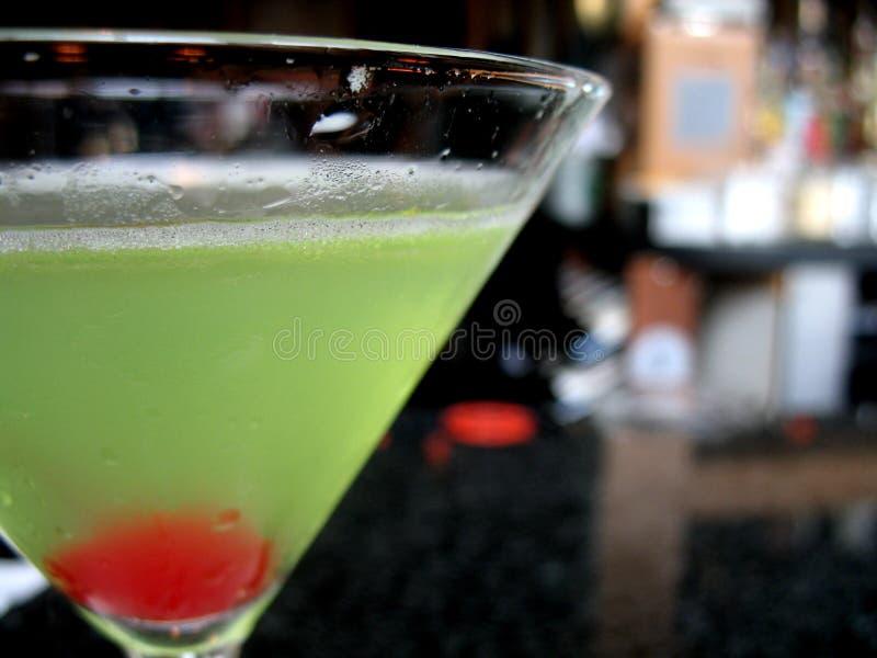 Apple Martini image libre de droits