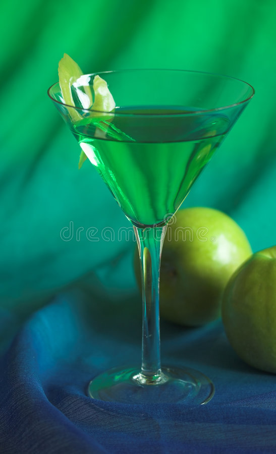 Apple Martini images stock