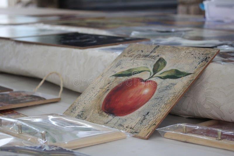 Apple molda foto de stock royalty free