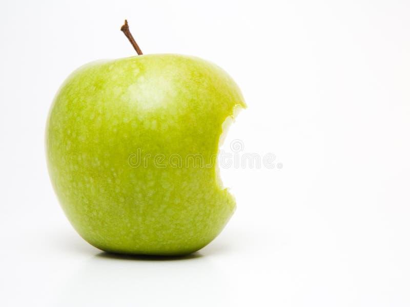 Apple mordido imagen de archivo