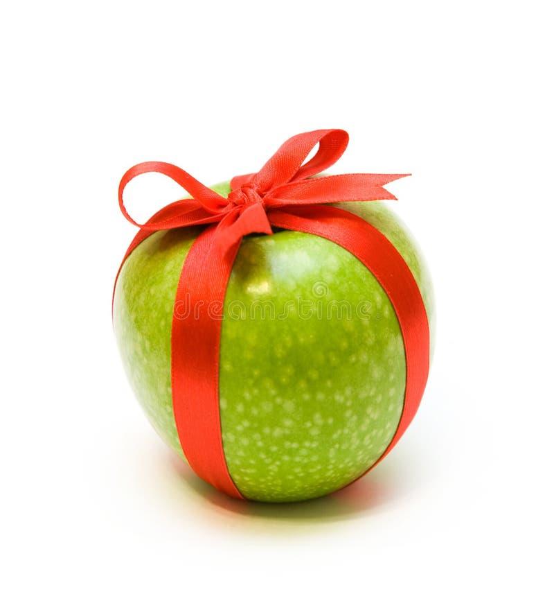 Apple na burocracia imagem de stock royalty free