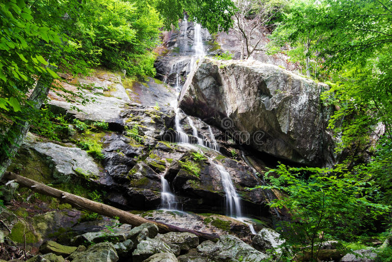 Apple Orchard Falls, Virginia, USA royalty free stock image
