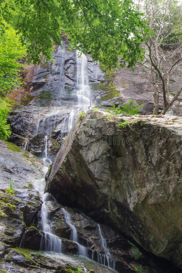 Apple Orchard Falls, Virginia, USA stock image
