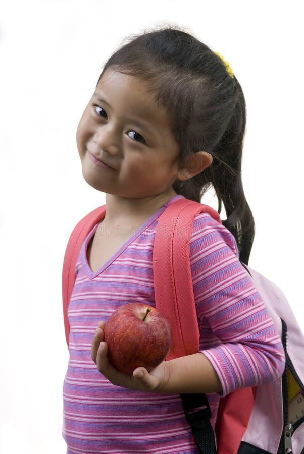 Apple per l'insegnante fotografie stock libere da diritti