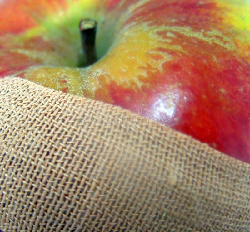 Apple-Pflaster lizenzfreies stockfoto