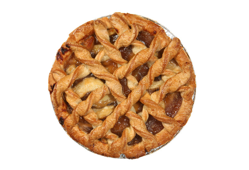Apple Pie stock image