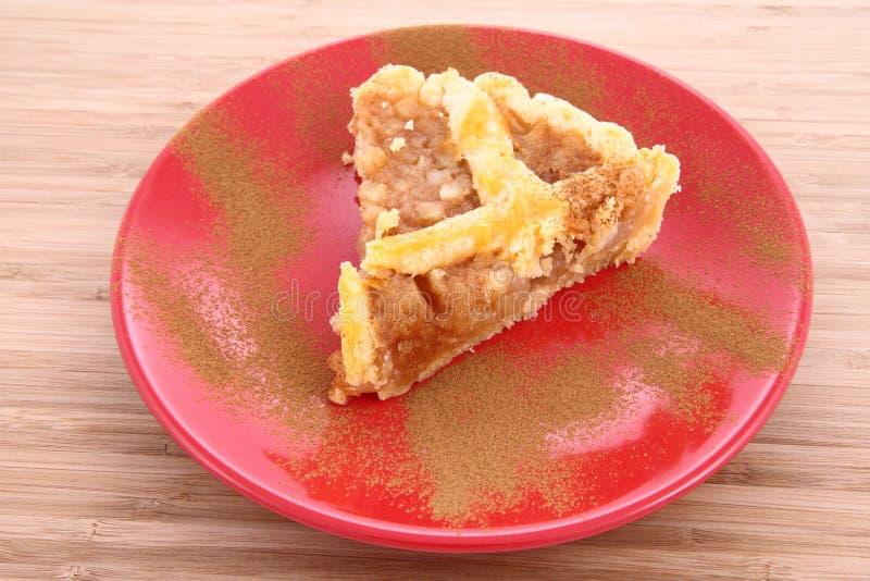 Download Apple Pie stock photo. Image of slice, dessert, tart - 18365930