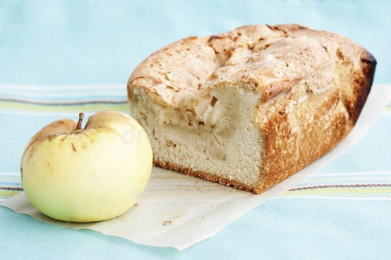 Apple pie royaltyfria bilder