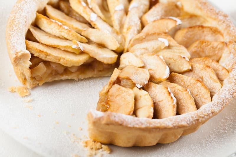 Download Apple pie stock image. Image of food, cake, apple, closeup - 33863215