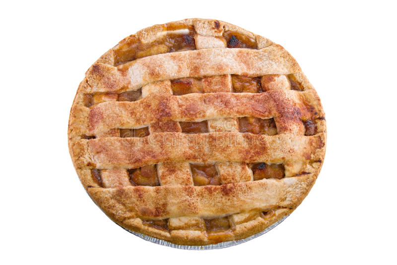 Download Apple pie stock photo. Image of isolated, apple, color - 30341958
