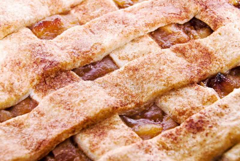 Download Apple pie stock image. Image of color, macro, snack, unhealthy - 30343729
