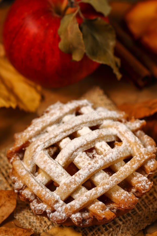 Download Apple pie stock image. Image of ingredients, colorful - 33870895