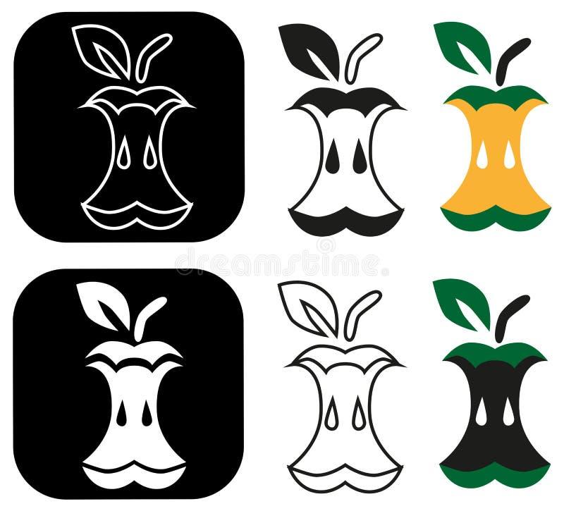 Apple quita el corazón libre illustration