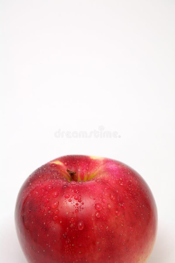Apple rojo fotos de archivo