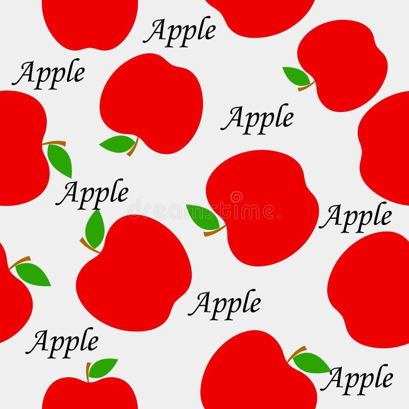 Apple sans joint illustration stock