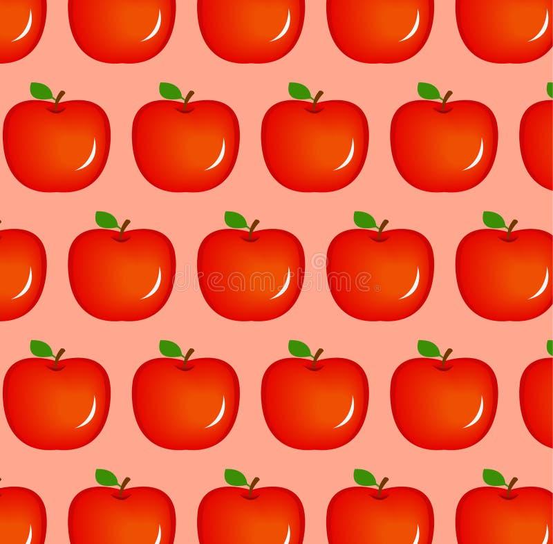 Apple sans joint illustration libre de droits