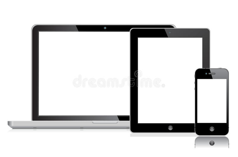 Apple seleziona illustrazione vettoriale