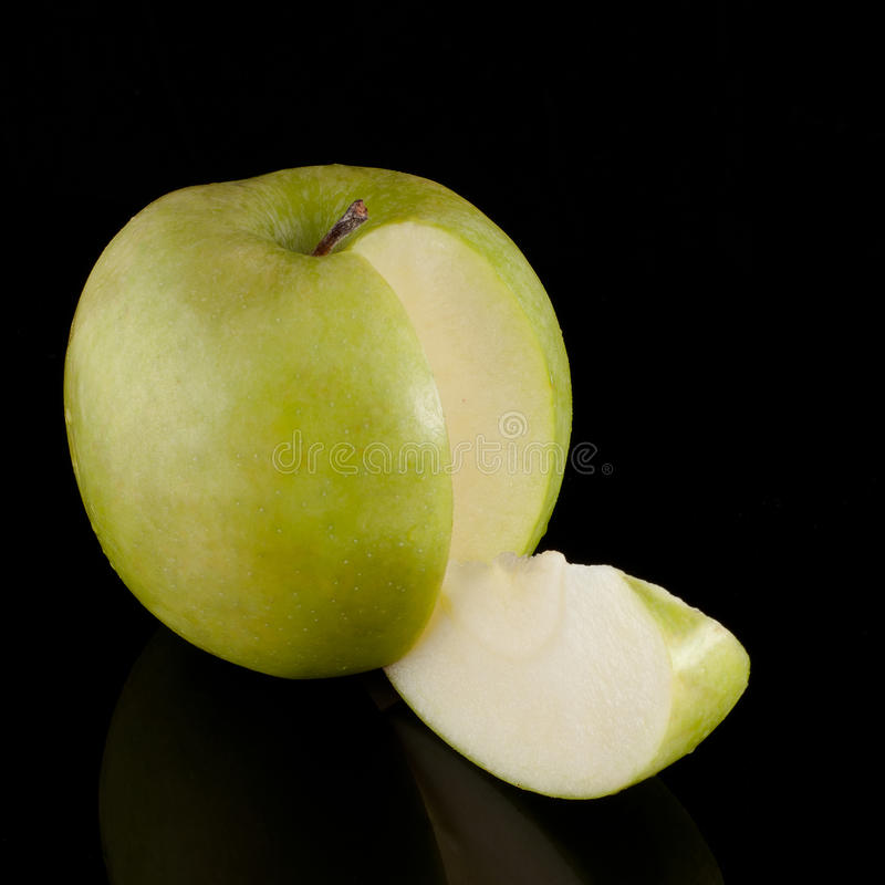 Free Apple Slice Royalty Free Stock Photography - 15741867