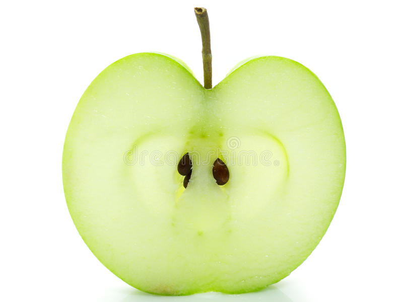 Apple Slice royalty free stock image