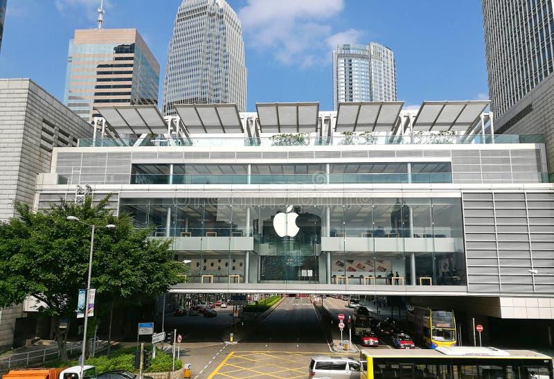 Apple Store stock foto's