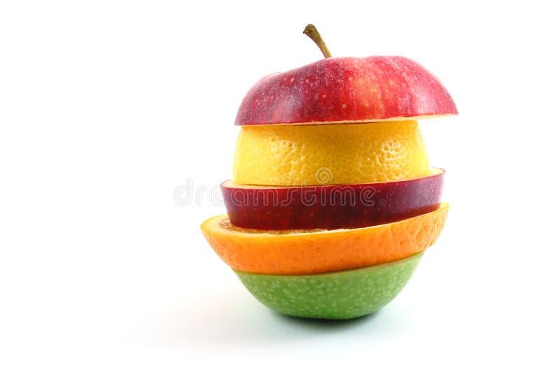 apple tło białe obraz stock