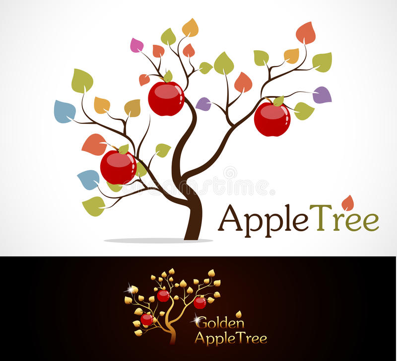 Free Apple Tree Stock Photography - 21054842