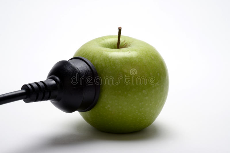 Apple trieb an stockfotos
