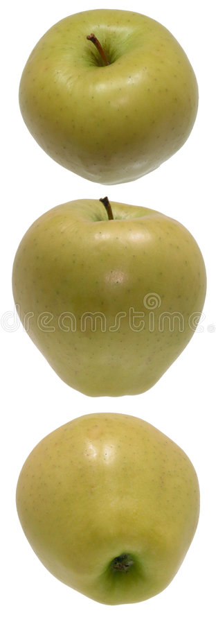 Download Apple Trio stock image. Image of healthy, delicious, green - 18151