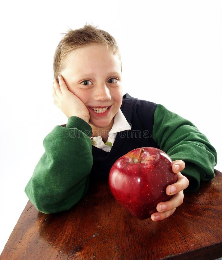 Apple unge. arkivfoto