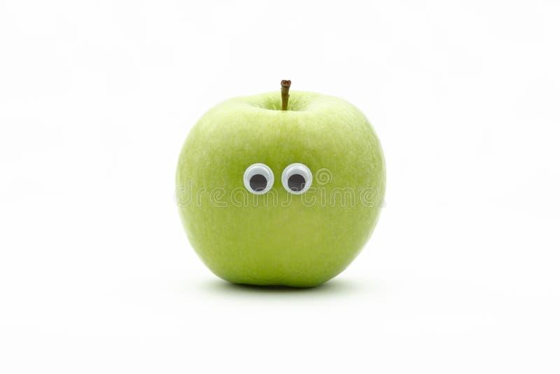 Apple vänder mot royaltyfri bild