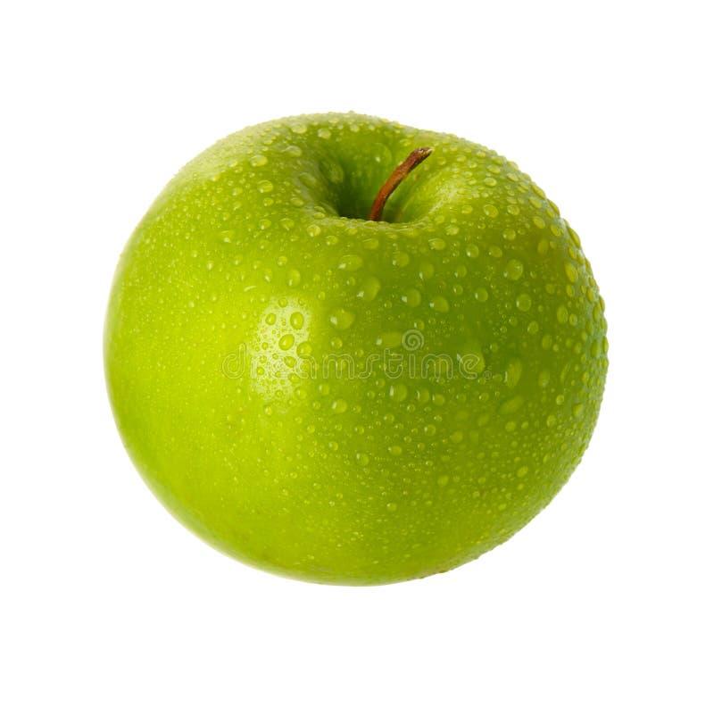Apple verde foto de stock
